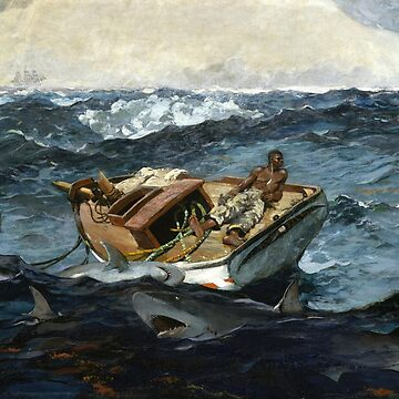 The Gulf Stream, Winslow Homer by fourretout