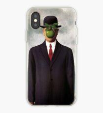 Vinilo o funda para iPhone Caso de Iphone de Magritte Apple | Piel | Cubrir