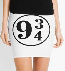 Platform 9 3/4 Mini Skirt