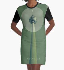 Berlin - The TV Tower T-Shirt Kleid
