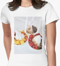 Pinkberry Women's Fitted T-Shirt