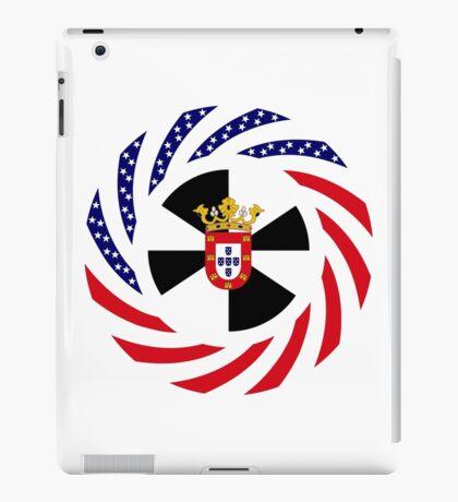 Ceutan American Multinational Patriot Flag Series iPad Case/Skin