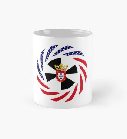 Ceutan American Multinational Patriot Flag Series Mug