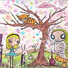 Alice In Wonderland - Gus Fink by gusfink