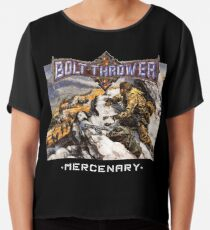 Bolt Thrower Chiffon Top