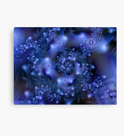 Last Song of Winter Canvas Print