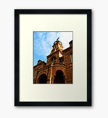 Blue Earth County Courthouse Framed Print