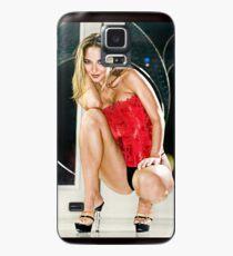 Czech Corset Case/Skin for Samsung Galaxy