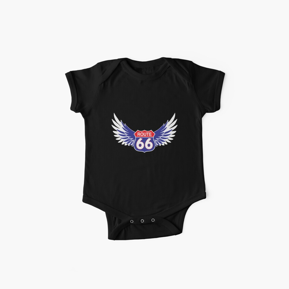 Route 66 Baby One-Piece