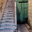 mysterious steps by Dalmatinka