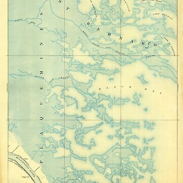 USGS TOPO Map Louisiana LA Dime 334469 1893 62500 by wetdryvac