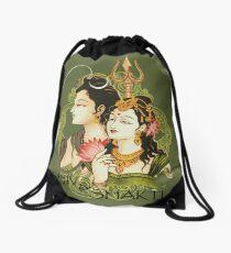 SHIV & SHAKTI Drawstring Bag
