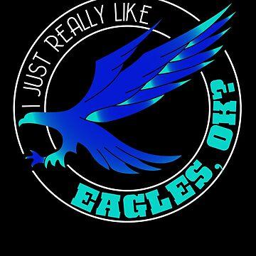 I Like Eagles by Wuselsusel