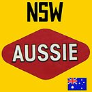 New South Wales by MworldTee