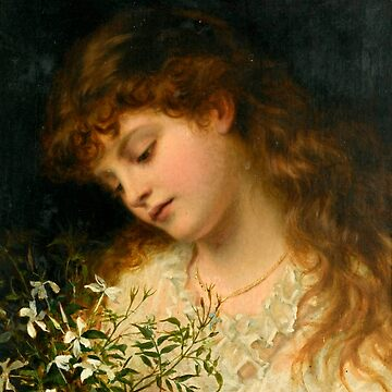 "Sophie Gengembre Anderson ""Jasmine"" by ALD1"