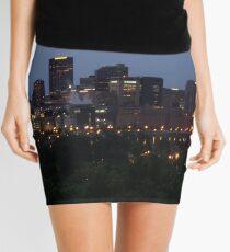 St. Paul at Night Mini Skirt