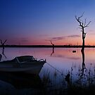 DO 952 Lake Fyans, Grampians by Joe Mortelliti