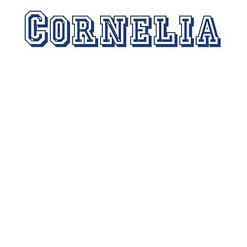 Cornelia by CreativeTs