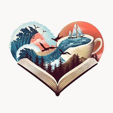 Kaffee, Buch und Abenteuer von dandingeroz