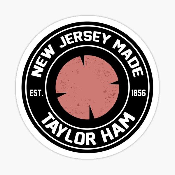Baesic Taylor Ham Dark Sticker
