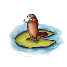 Little Platypus by Nina Rycroft