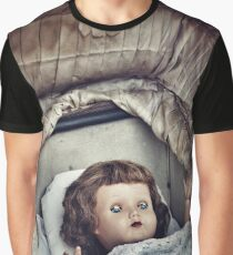 Haunted she is Graphic T-Shirt