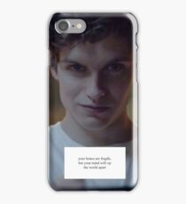 Isaac Lahey - Motel California iPhone Case/Skin