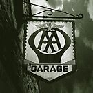 AA Sign by Doug Cook