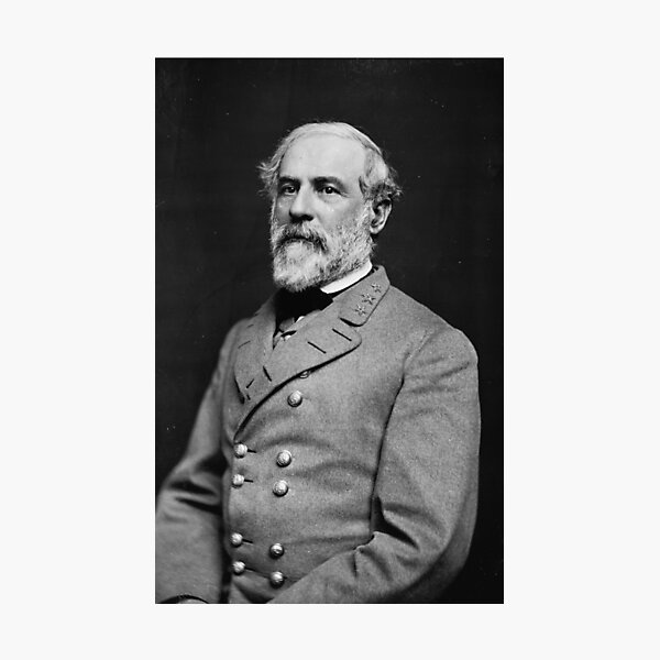 Portrait of Confederate General Robert E. Lee (1864) Photographic Print