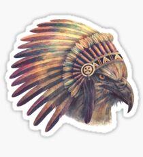 Eagle Chief  Sticker