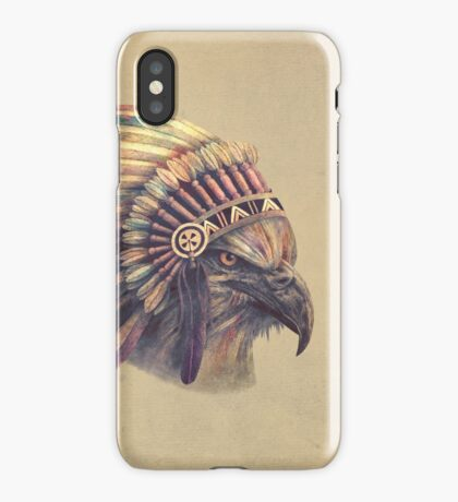 Eagle Chief  iPhone Case
