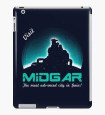 Visit Midgar iPad Case/Skin