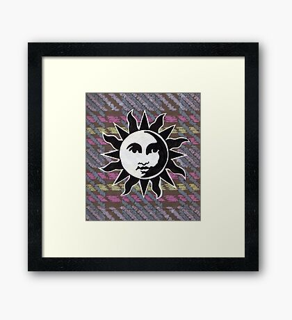 SOL Framed Print