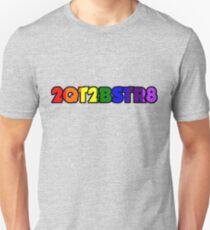2QT2BSTR8 Slim Fit T-Shirt