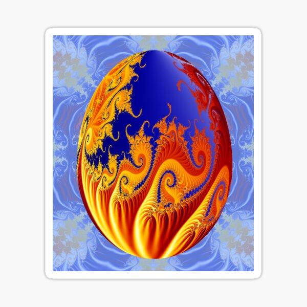 World Egg Sticker