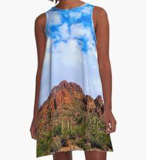 Tucson Mountain Park Arizona 2014 A-Line Dress