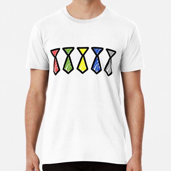 Tally Hall Ties Premium T-Shirt