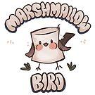 Marshmallow Bird by Erin Stilwell