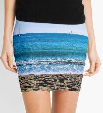 Barcelona in November Mini Skirt