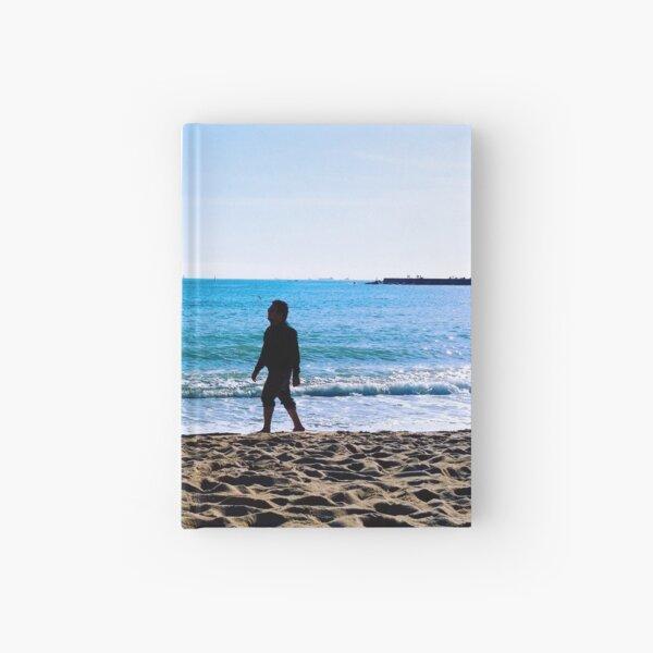 Barcelona in November Hardcover Journal