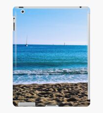 Barcelona in November iPad Case/Skin
