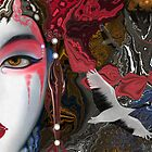Geisha of the Abyss by KiVie