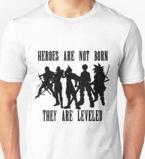 Legendary Heroes Unisex T-Shirt