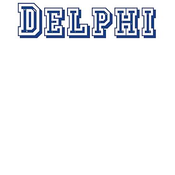Delphi by CreativeTs