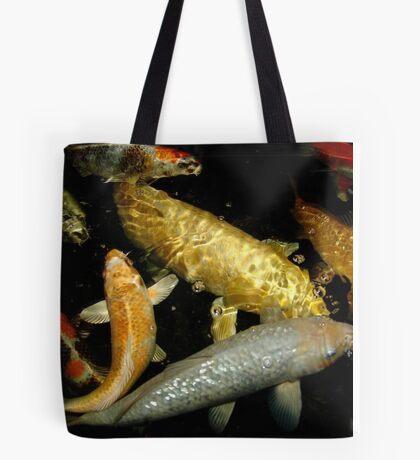 Koi 9 Tote Bag