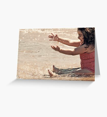 oh happy day... Greeting Card