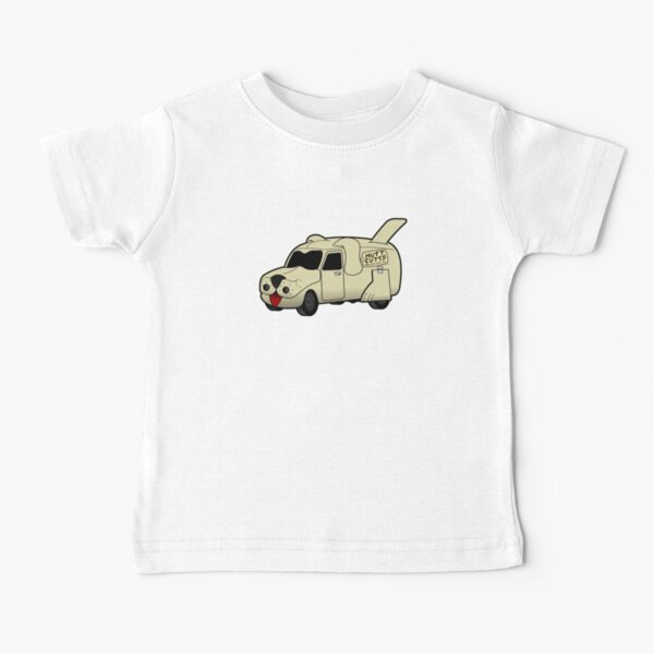 Mutt Cutts Van Baby T-Shirt
