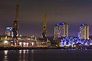 Port of Sunderland by David Lewins
