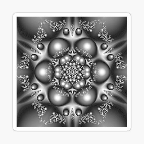 Black pearls Sticker