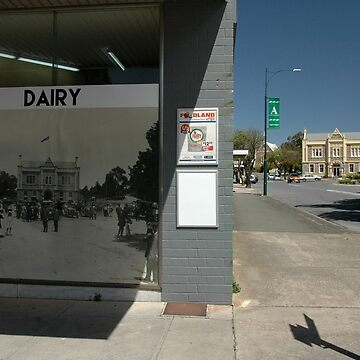 Then And Now, Angaston, South Australia 2018 by muz2142